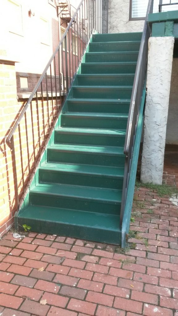 Pottstown PA Welding Fabrication - Steel Steps