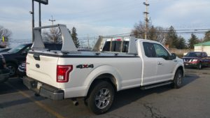 Pickup Truck Rack on F150
